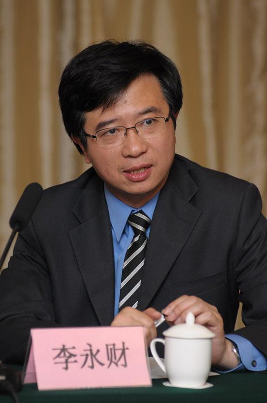 IBM大中华区战略和地区合作伙伴部总经理李永财