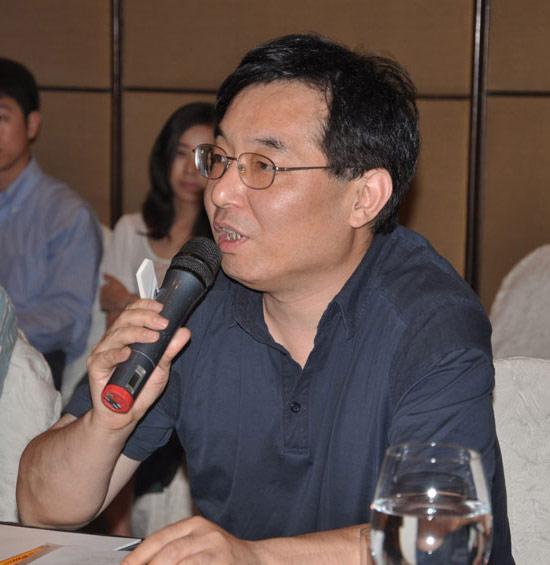 中国数字医疗网王仪董事应邀参会,并发言