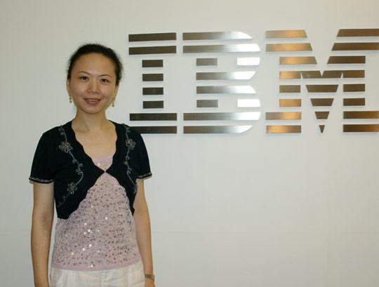 IBM中国公司应用开发商合作部经理周琦女士接受HC3i中国数字医疗网专访。