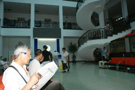 上海闵行区古美社区卫生服务中心外景