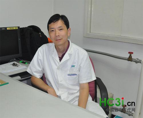 北京积水潭医院信息网络中心主任张宜国