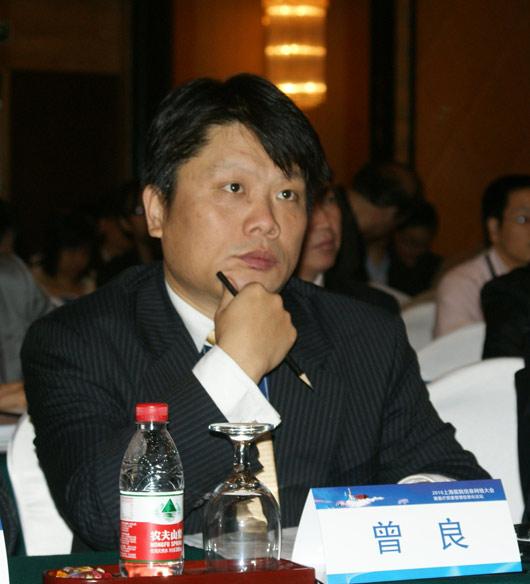 上海 曾良/微软(中国)有限公司大中华区公共事业部总经理曾良2010上海...