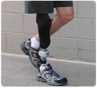 college park 推出最自动化的义肢脚