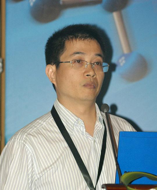 上海华东医院计算机中心主任顾宝军
