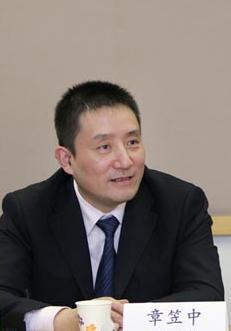 医惠科技总裁章笠中