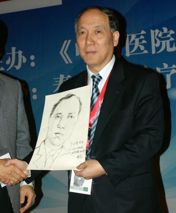 外科学博士导师、南京大学医学院附属鼓楼医院院长,南京大学医学院副院长丁义涛