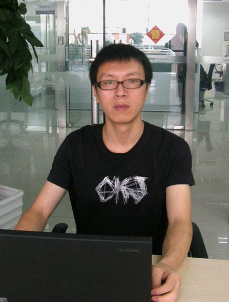银江智慧医疗事业总部副总经理何旭亮接受HC3i记者专访