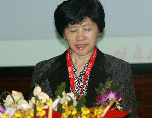 中国信息化推进联盟副理事长刘献军到会致辞。