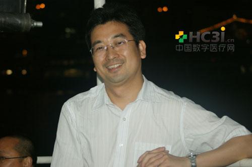 陕西省妇幼保健院信息科工程师高鹏