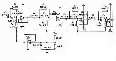 脉搏信号采集,调理电路的设计