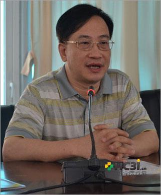 深圳医学信息中心主任 林德南