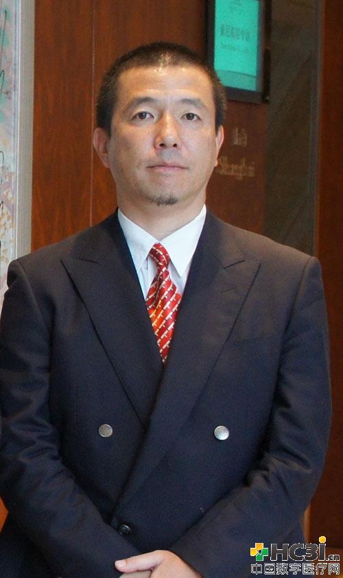 索尼(中国)有限公司专业系统集团应用业务总监田中聪先生