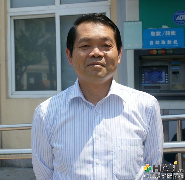 上海闵行区古美社区卫生服务中心副主任张惠良