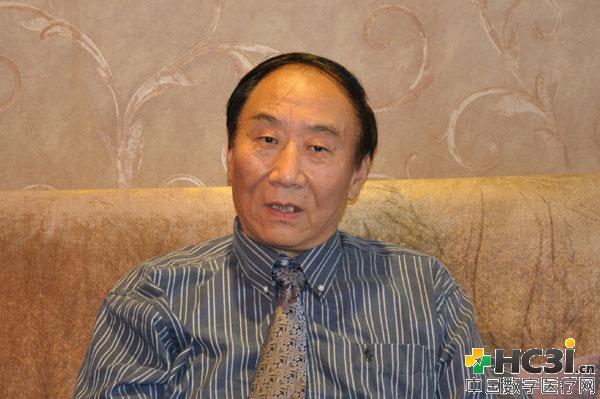 CHIMA常务副主任委员李包罗教授