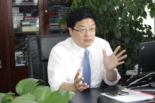 专访中国医科大学附属盛京医院院长 郭启勇
