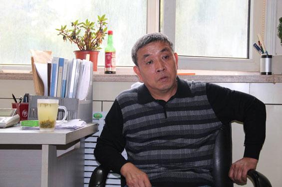 太原市中心医院放射科主任 苏晋生教授