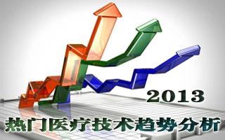 2013热门医疗技术趋势分析