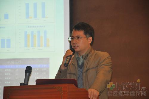 301医院计算机应用与管理科副主任刘敏超