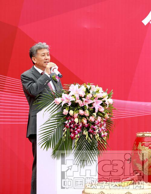 东软集团董事长兼首席执行官刘积仁博士