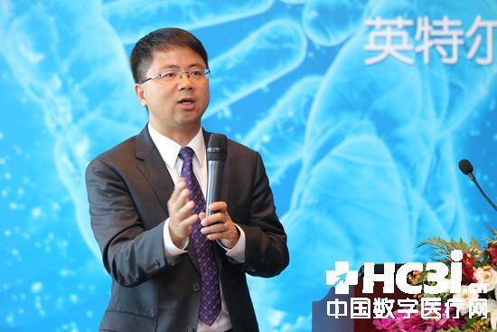 英特尔医疗与生命科学部门亚太区总经理 俞毅