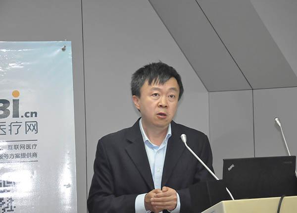 青大附院信息管理部主任徐浩